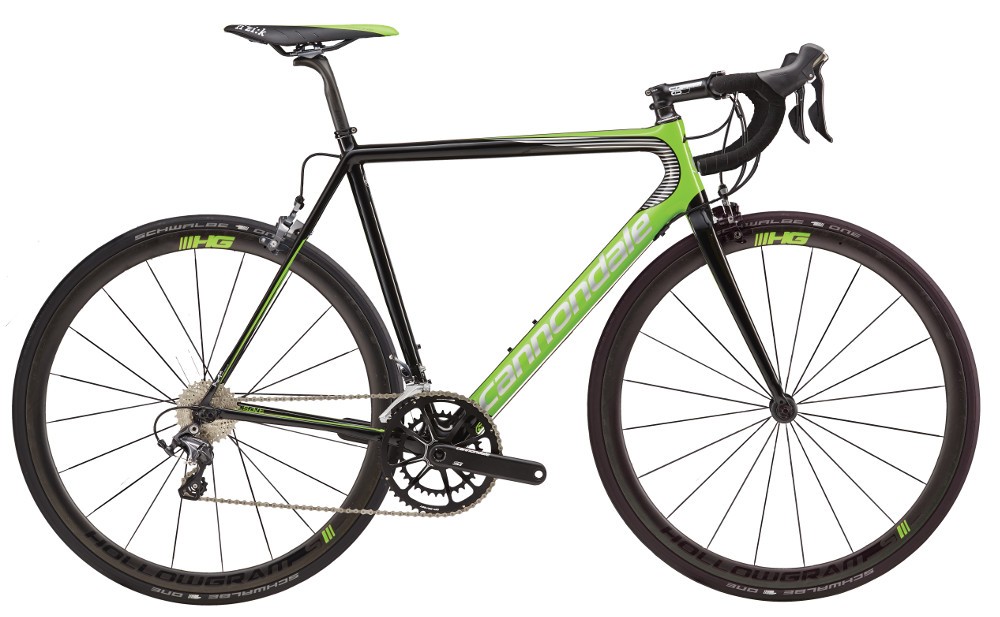 Cannondale SuperSix Evo HM Rep 2017